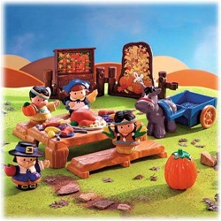 fisher price Thanksgiving