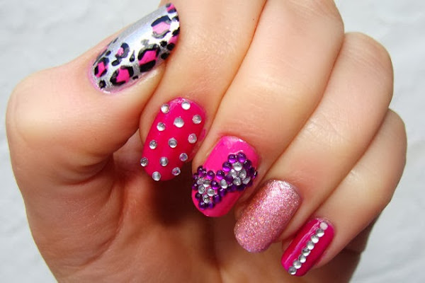 Pictures Of Pretty Nail Designs Nail Designs Hair Styles Tattoos