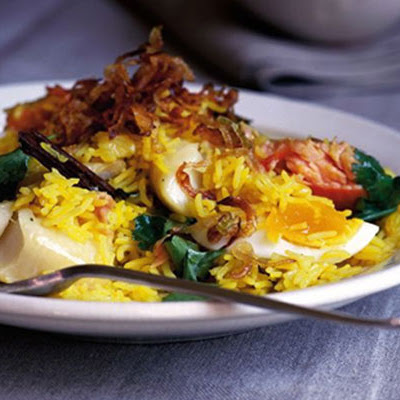 Ultimate Kedgeree