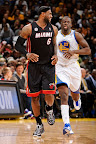lebron james nba 130116 mia at gsw 12 King James Becomes Youngest to 20k Points in LeBron X PE