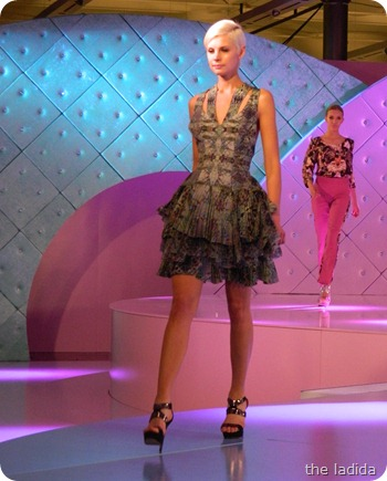 Project Runway, Dylan Cooper and Madison (13)