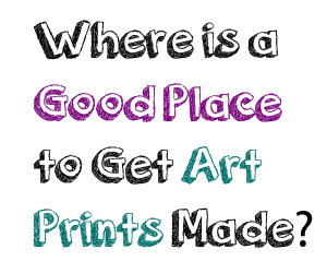 place prints made