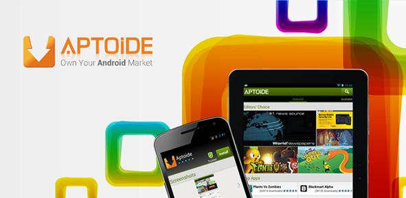 تحميل تطبيق Aptoide App Store متجر تطبيقات للأندرويد