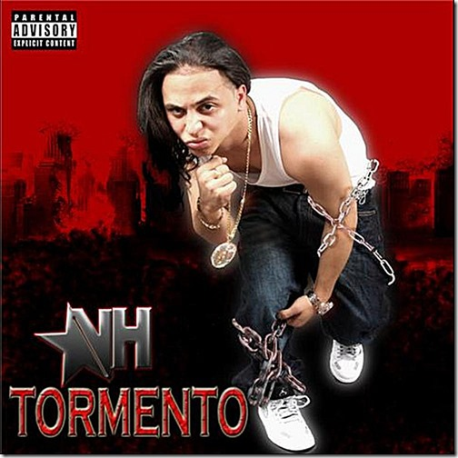 cover art album Tormento of V.H.