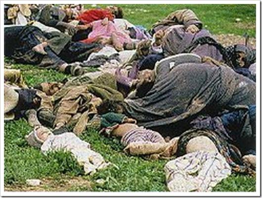 kurdos gaseados