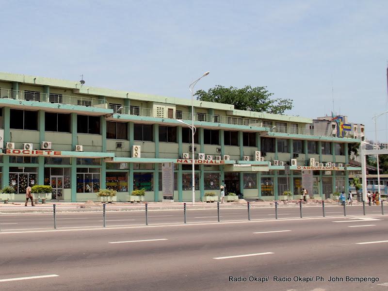 Bukavu la sonas scelle les commerces qui n ont pas for Assurance incendie maison