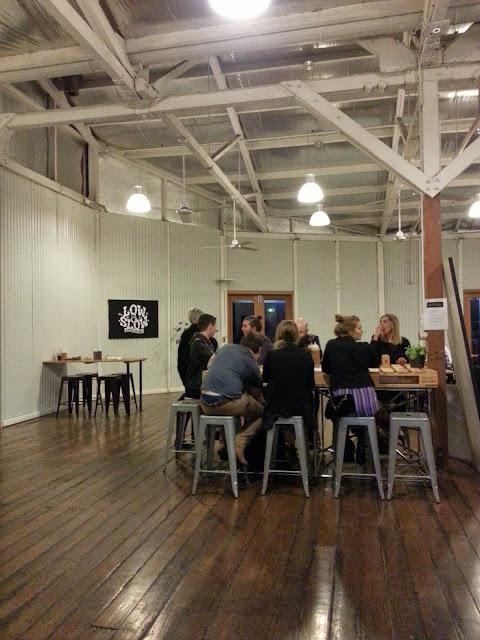 Adelaide, Low & Slow, Inside Entropy