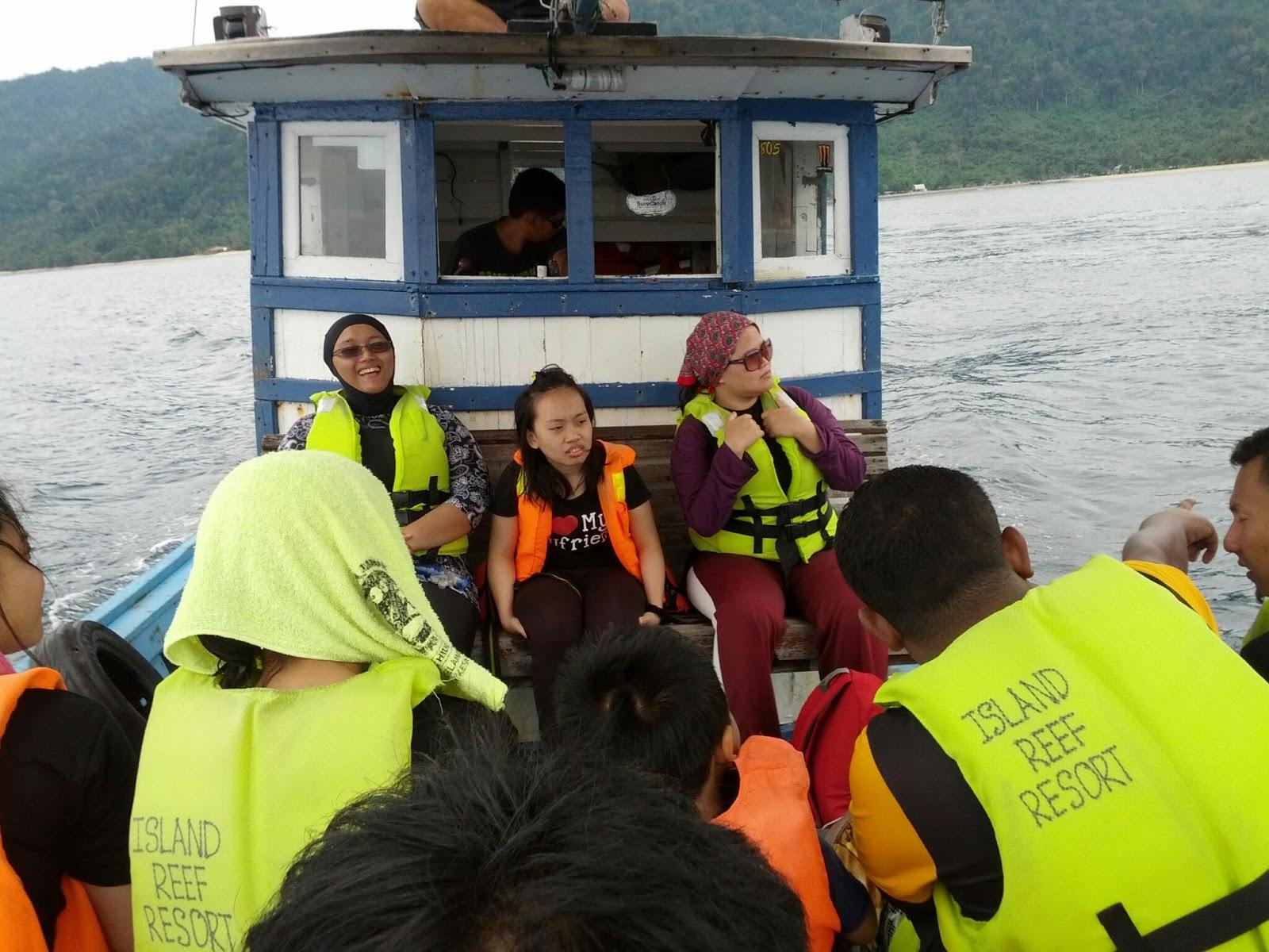 Pakej Pulau Tioman Terkini