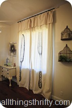 cottage style curtains