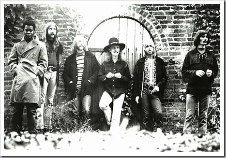 The Allman Brothers Band (B&W) 007