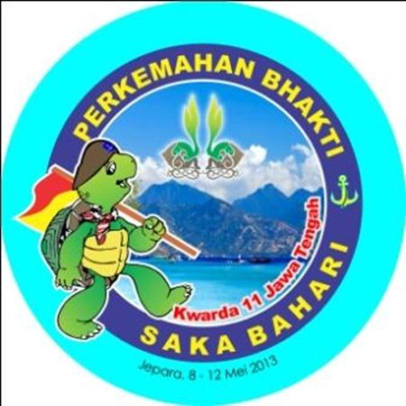 Kemah Bakti Saka Maritim Jawa Tengah 2013