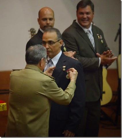 Medalla a Antonio