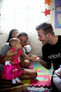 David Beckham Typhoon Haiyan Unicef (4)