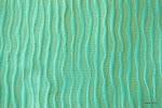 Ekskluzywna tkanina marszczona o bogatej teksturze. Na zasłony, poduszki, narzuty, dekoracje. Niebieska.