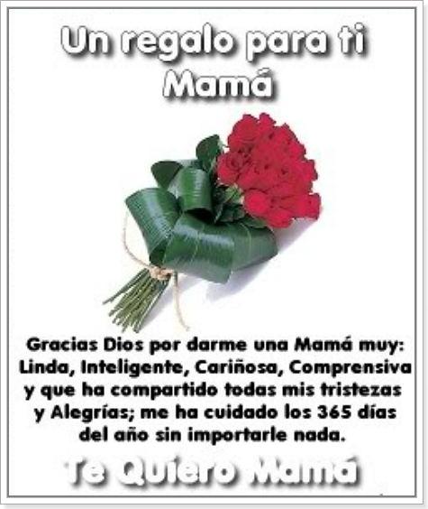 Un regalo para ti madre