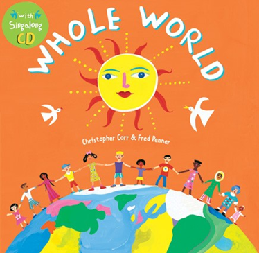 Whole World Earth Day Book & Activity