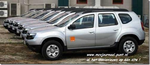 Dacia Duster Orange 01