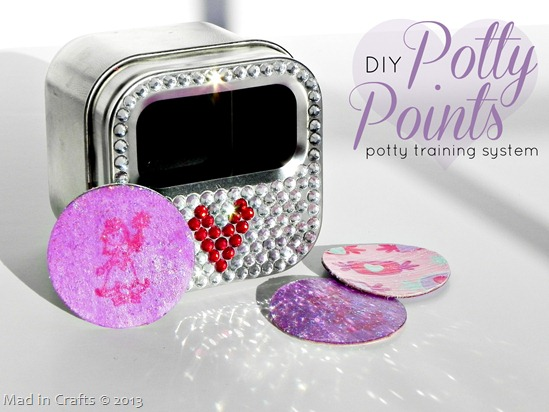 Potty Points Potty Training System