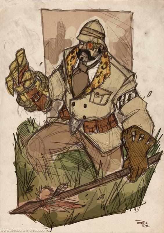 personagens-steampunk-DenisM79-desenhos-desbaratinando (16)