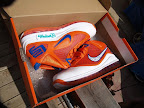 nike air max lebron 7 pe hardwood orange 3 03 Yet Another Hardwood Classic / New York Knicks Nike LeBron VII