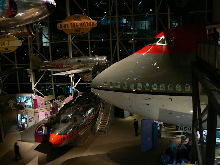 Things to do in Washington: Space museum - Boeing 747