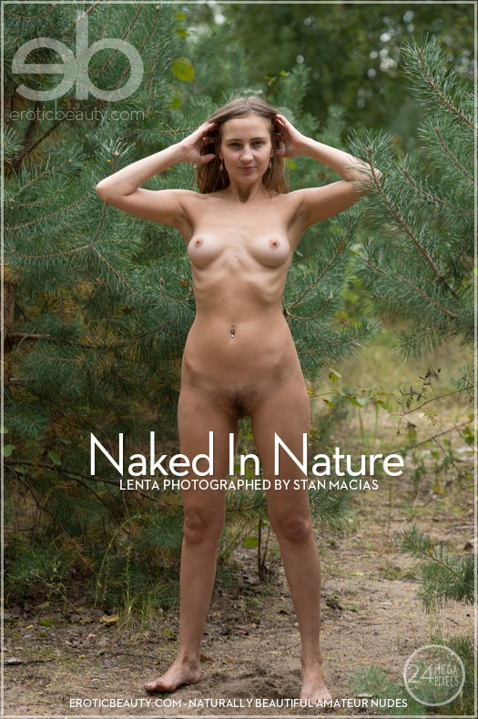 cover_90435938 [Eroticbeauty] Lenta - Naked In Nature