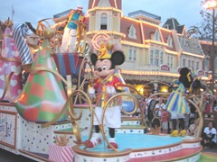 Disney trip movers shakers Mickey