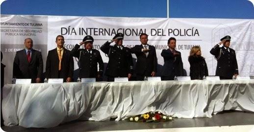 dia internacional policía