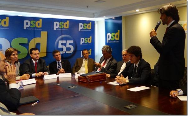 Reunião PSD 01