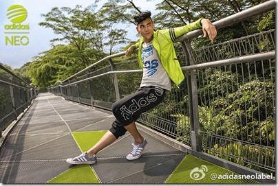adidas Neo Label X Eddie Peng 2014 Spring Summer 03