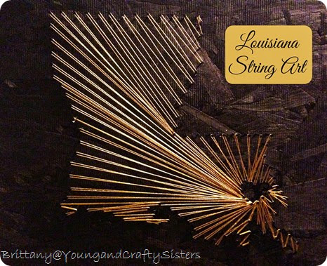 Louisiana String Art 2