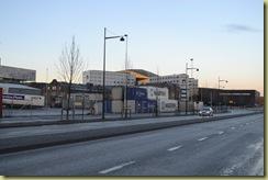 Trondheim Port Area