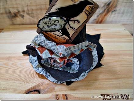 Witch's Brew Hat