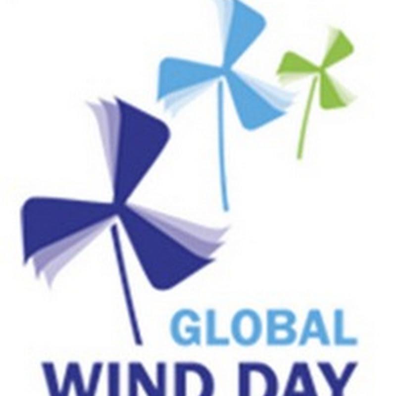 Día Global del Viento
