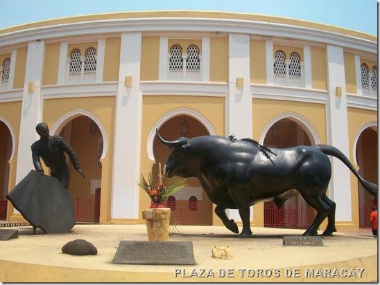 PLAZA DE TOROS DE MARACAY
