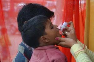 Delhi Camp Vaccinating 002