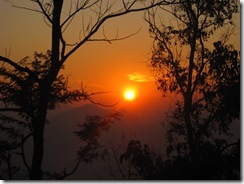 Sunset @ Gorkha Durbar