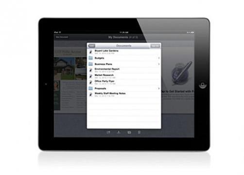 Untheter-iPad