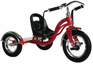 Велосипед триколісний дитячий Schwinn ROADSTER TRIKE 12