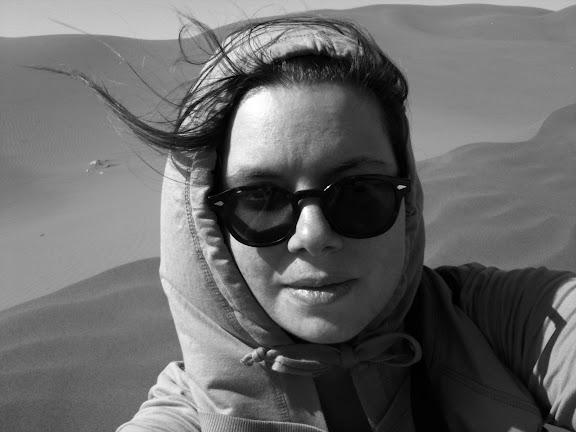 Dunes - Autoportrait