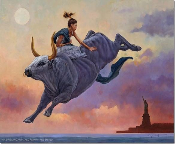 Rape of America-Gabriel Picart