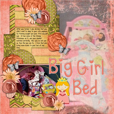 Romajo - P12 November - Big Girl Bed