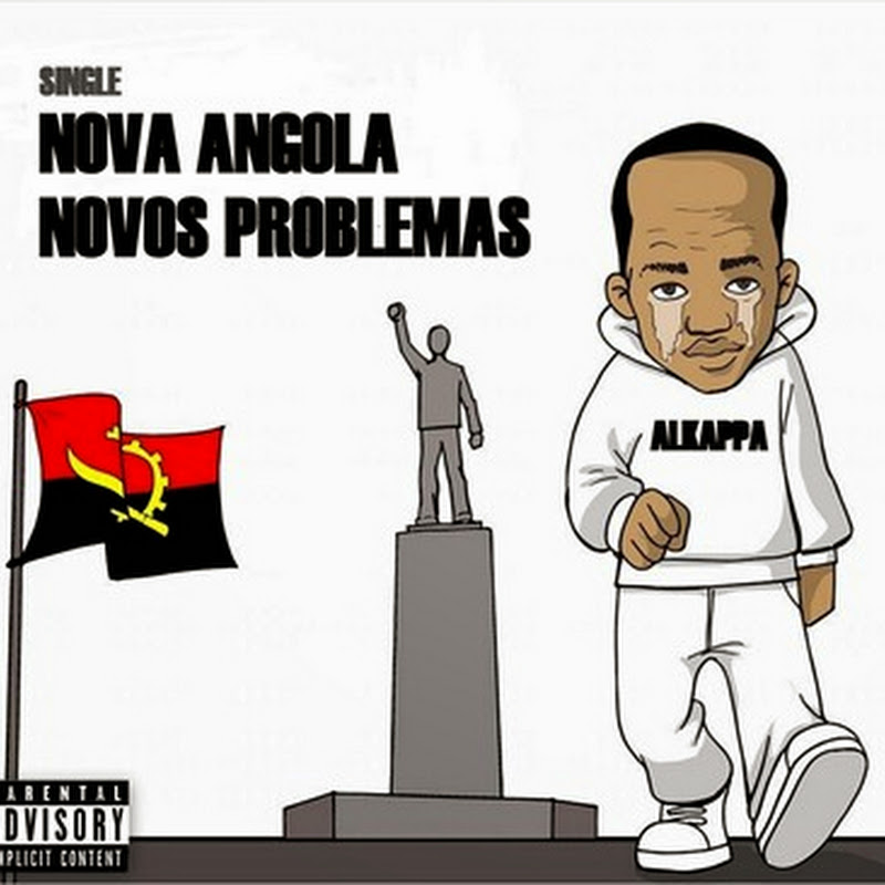 Alkappa - Nova Angola, Novos Problemas (Single 2k14) [Download]