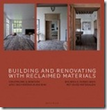 Cover Building and Renovating with Reclaimed Materials