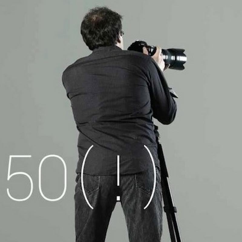 A los 50 ( ! )