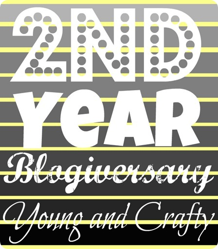2nd year blogiversary