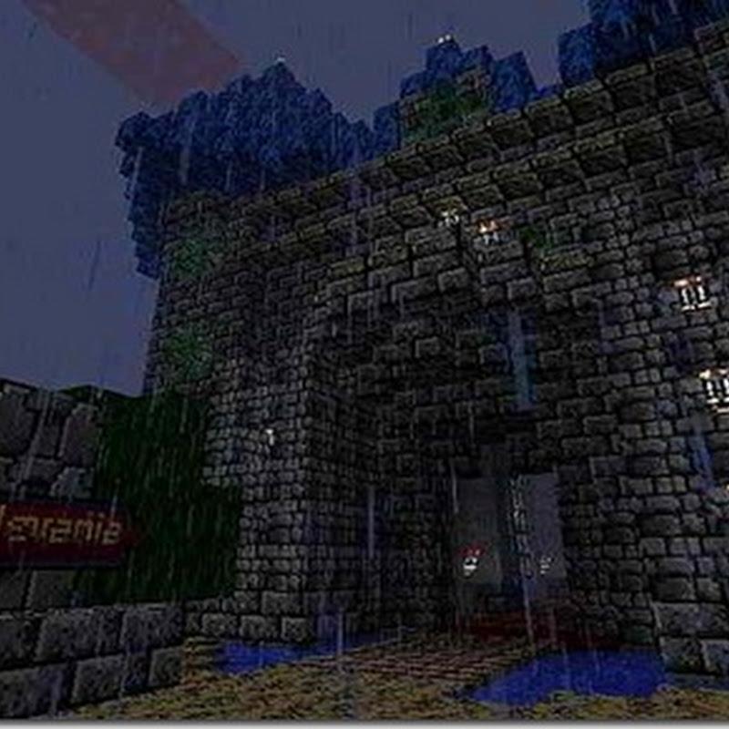 Minecraft 1.2.5 - Castelvania texture pack