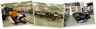 View car museum