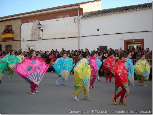 carnavales disfraz de abanico