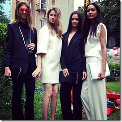 Stella McCartney presentation party 5XlKhn7lmwwl